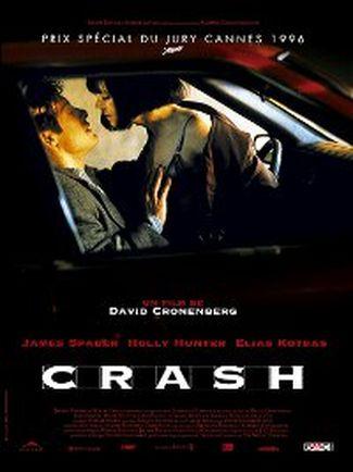 Crash - Film (1996) - SensCritique
