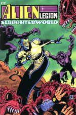 Couverture Slaughterworld - Alien Legion