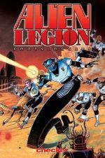 Couverture Footsloggers - Alien Legion