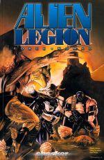 Couverture Force Nomad - Alien Legion