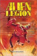 Couverture Piecemaker - Alien Legion