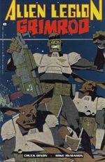 Couverture Jugger Grimrod - Alien Legion