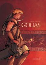 Couverture Le Roi perdu - Golias, tome 1