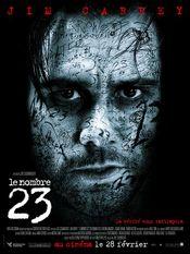 Affiche Le Nombre 23