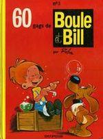 Couverture 60 gags de Boule & Bill - Boule et Bill, tome 3
