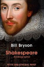 Couverture Shakespeare antibiographie