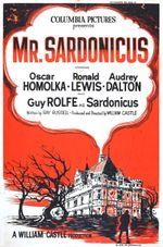 Affiche Mr. Sardonicus