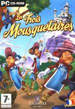 Jaquette Les Trois Mousquetaires