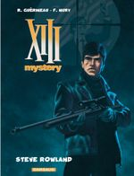 Couverture Steve Rowland - XIII Mystery, tome 5