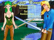 Jaquette Laxius Power : Random Story