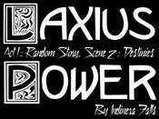 Jaquette Laxius Power II