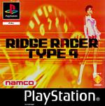 Jaquette Ridge Racer Type 4