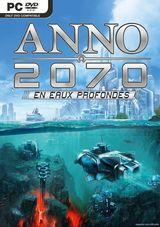 Jaquette Anno 2070 : En Eaux Profondes