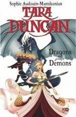 Couverture Dragons contre démons - Tara Duncan, tome 10