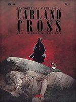 Couverture L'Ombre de l'éventreur - Les Nouvelles Aventures de Carland Cross, tome 1