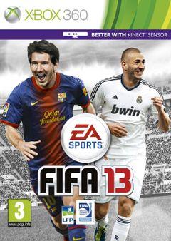 Jaquette FIFA 13