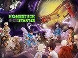 Jaquette Homestuck Adventure Game