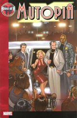 Couverture House of M: Mutopia X