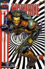 Couverture House of M - Wolverine (2003), tome 5