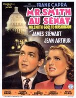 Affiche Mr. Smith au Sénat