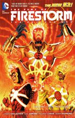 Couverture God Particle - The Fury of Firestorm : The Nuclear Men, tome 1