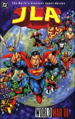 Couverture JLA: World War III