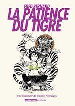 Couverture La Patience du tigre
