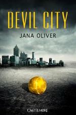 Couverture Devil City, tome 1