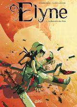 Couverture Le Bestiaire des filles - Elyne, tome 1