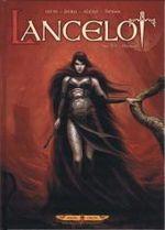 Couverture Morgane - Lancelot, tome 3