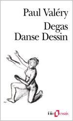 Couverture Degas Danse Dessin
