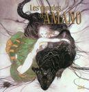 Couverture Les Mondes d'Amano