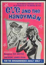 Affiche Eve et son homme à tout faire