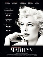 Affiche Ma semaine avec Marilyn