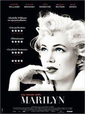Affiche Ma semaine avec Marilyn
