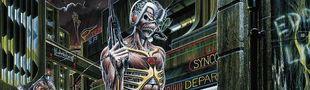 Illustration Iron Maiden