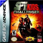 Jaquette Spy Kids Challenger