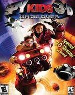 Jaquette Spy Kids 3-D : Game Over