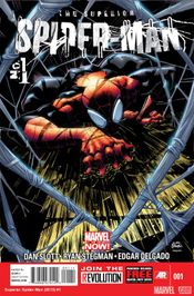 Couverture Superior Spider-Man (2013 - 2014)
