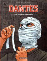 Couverture Le Visage de la vengeance - Dantès, tome 3