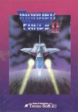 Jaquette Thunder Force II