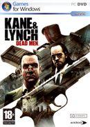 Jaquette Kane & Lynch : Dead Men