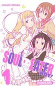 Couverture Soul Eater Not!