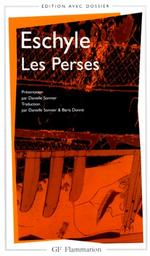 Couverture Les Perses