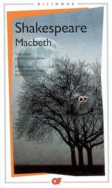 Couverture Macbeth
