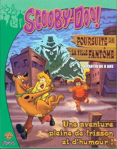 scooby doo poursuite dans la ville fantome