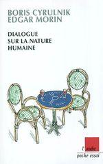 Couverture Dialogue sur la nature humaine