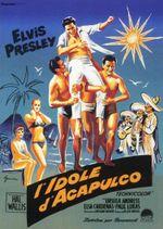 Affiche L'Idole d'Acapulco