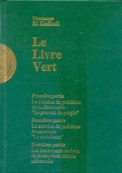 Couverture Le livre vert