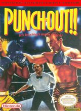 Jaquette Punch-Out!! featuring Mr. Dream